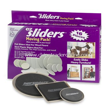 EZ Sliders 16-Piece Furniture Moving Kit