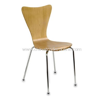 Legare Natural Bent Plywood Chair from China