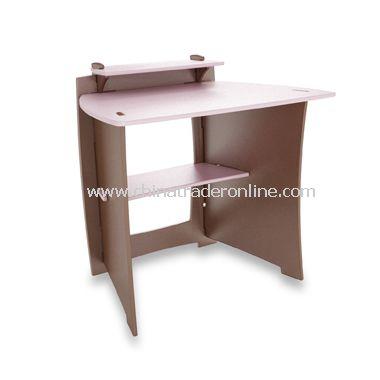 Strawberry Desk with PDA Shelf