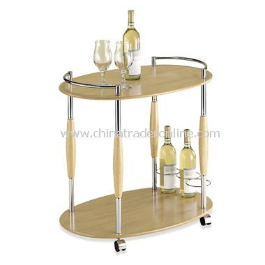 2-Tier Serving Cart
