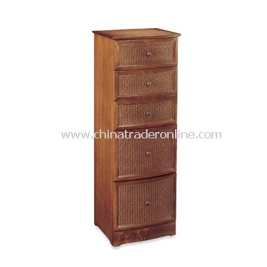 English Isle 5-Drawer Chest from China