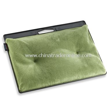 Green Super Soft Microbead Lap Pad