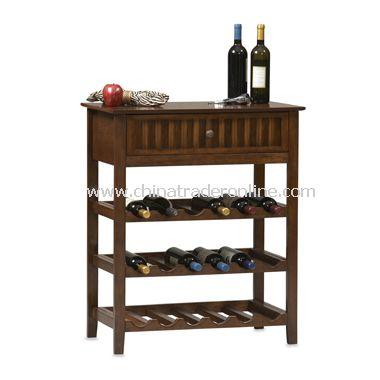 Linon Tasman Wine Rack