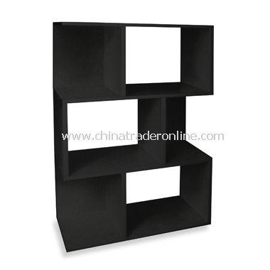 Way Basics Madison Bookshelf in Black