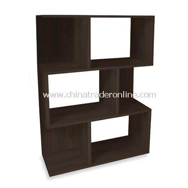 Way Basics Madison Bookshelf in Espresso