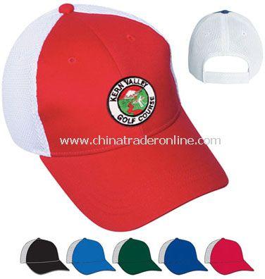 Air Mesh Cap - Embroidered