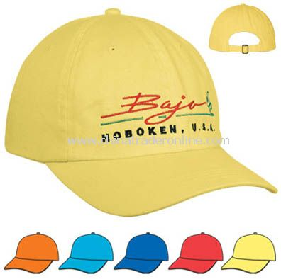 CLOSEOUT Embroidered Cap