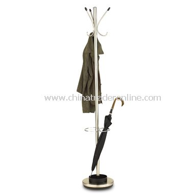 Coat Rack With Umbrella Stand From China