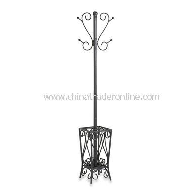 Umbrella stand coat rack - TheFind
