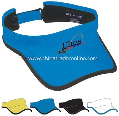 Hit-Dry Visor - Embroidered from China