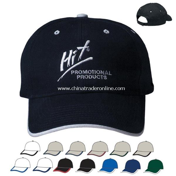 Hit Elite Cap - Embroidered