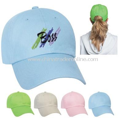 Ladies Cap - Embroidered