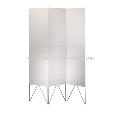Vector Folding Screen - White