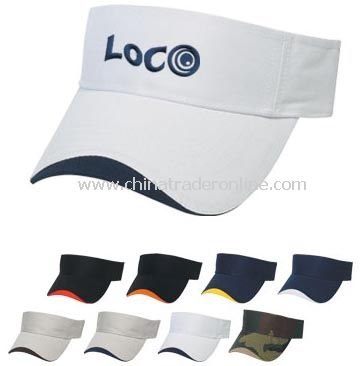 Wave Sandwich Visor - Embroidered