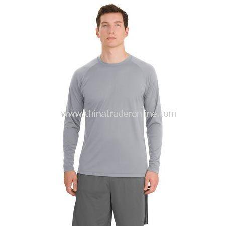 Sport-Tek Dry Zone Long Sleeve Raglan T-Shirt