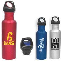 BPA Free Aluminum 25oz Bottle