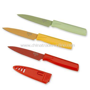 Kuhn Rikon Colori Paring Knives
