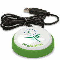 USB Eco Energy Button from China