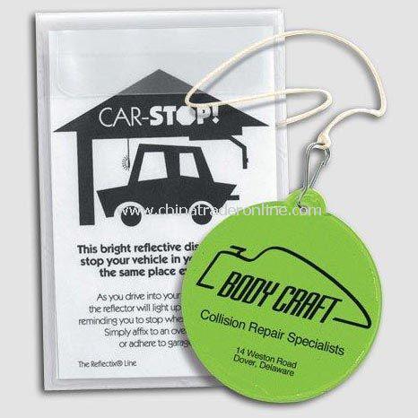 Car-Stop Garage Reflector