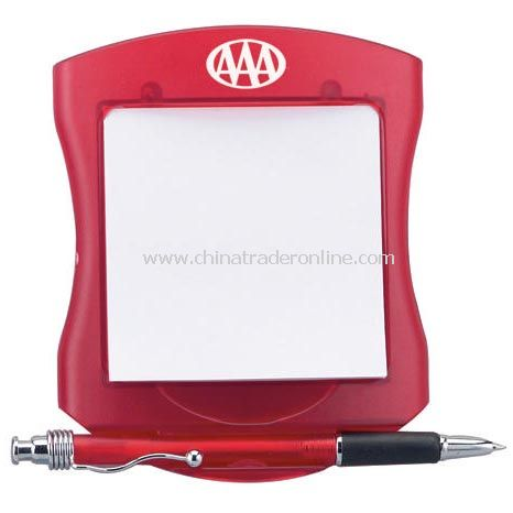 Car Visor Notepad With Pen
