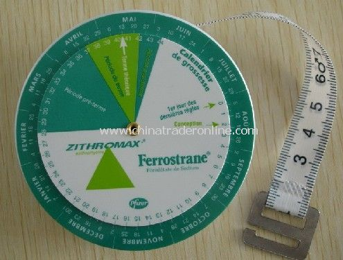 Promotional Gift Tape Measure from China
