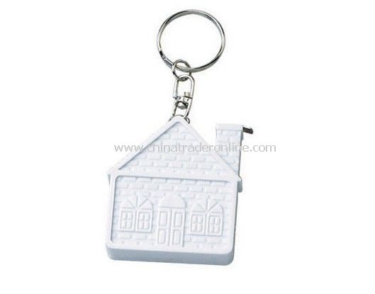 Promotional Key Chain Measure Tape