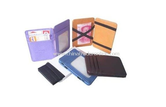 Promotional Magic Wallet