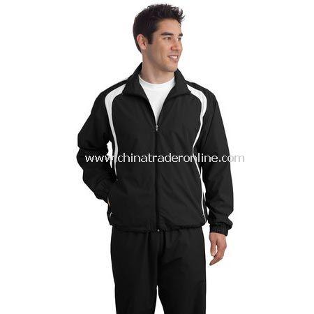 Sport-Tek Colorblock Raglan Jacket from China