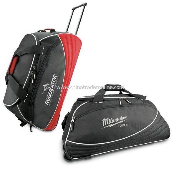1000D Polyester Wheeled Duffel Bag
