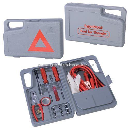 27 Piece Emergency Auto Kit