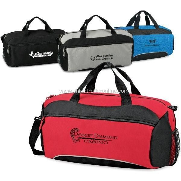 600D Polyester Sport Duffel from China