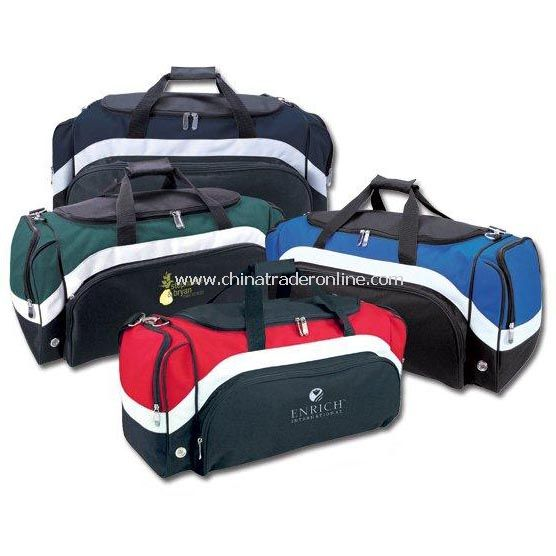 600D Polyester Sports Bag from China