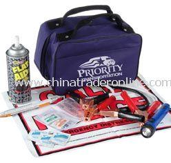 Auto Emergency Zipper Bag