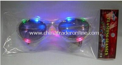 Flashing Glasses from China