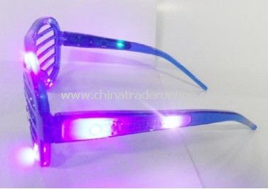 Glasses With LED