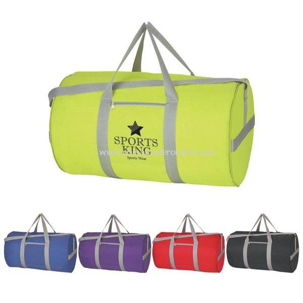 Large Budget Duffle Bag