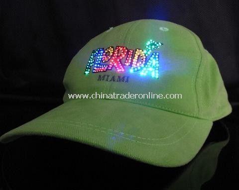 LED Flashing Cap