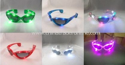 LED Glasses from China