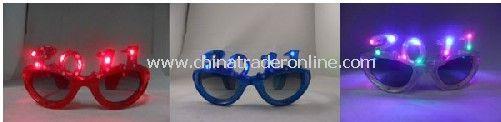 LED Light Glasses from China