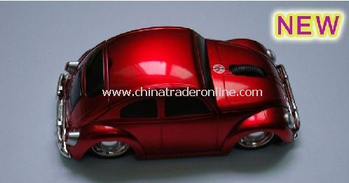 Car Design Optical Mouse