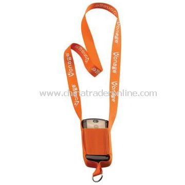 Cell Phone Lanyard from China