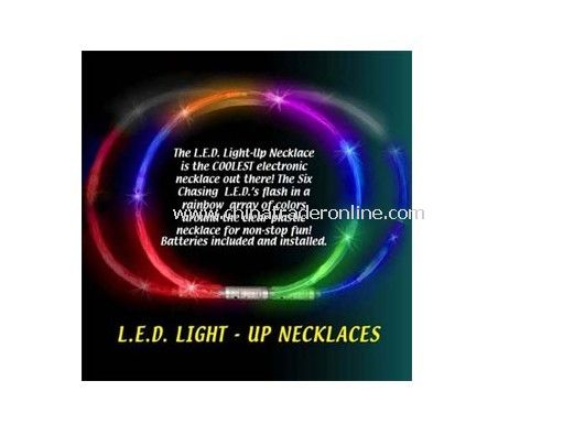 Light Up Necklace from China