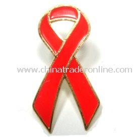 Stock Awareness Ribbon - Red