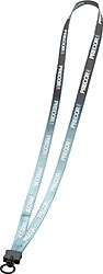 Transparent Vinyl Lanyard