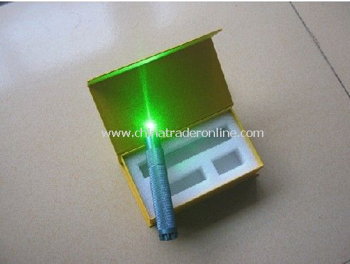 100mw 532nm Green Laser Pointer Light Match Within 1s