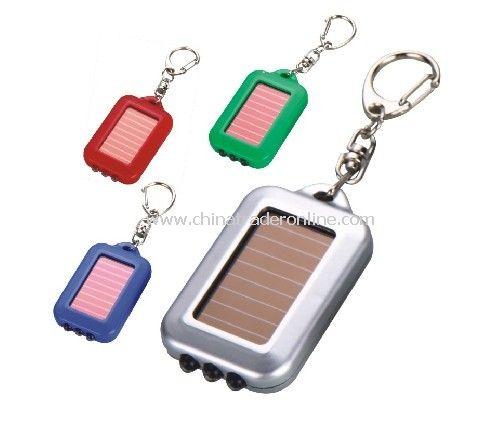 LED Solar Keychains/Solar Gifts