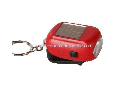 Solar Flashlight from China