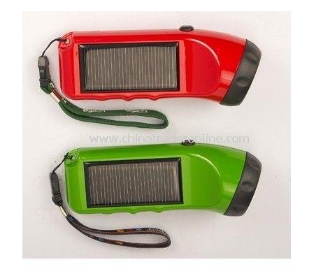 Solar Flashlight/Solar Torch/Solar Gifts