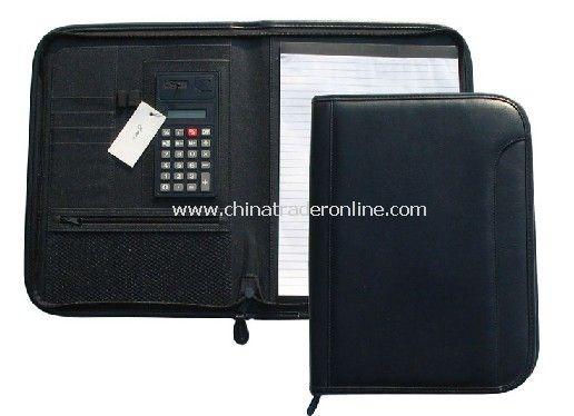 Briefcases / Portfolios with Zip