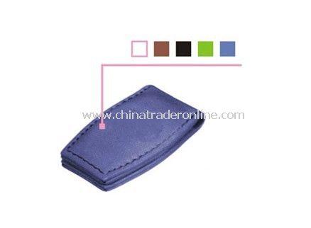Leather Money Clip for Souvenir Purposes